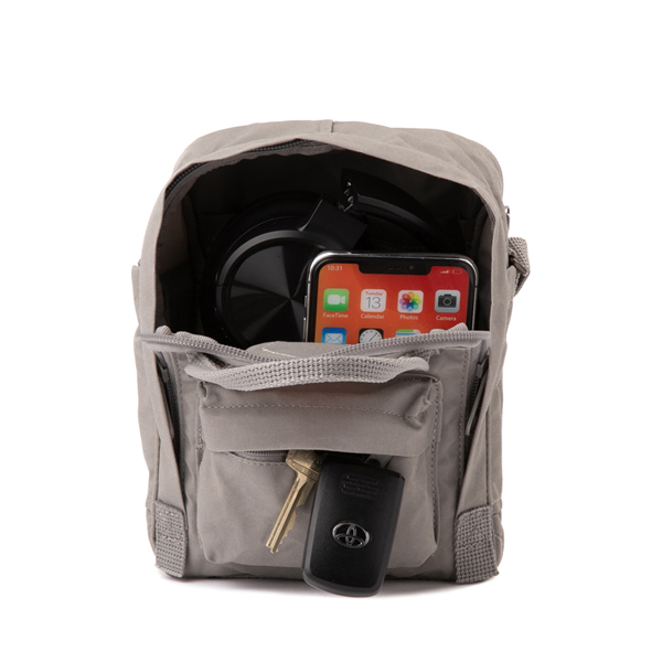 alternate view Fjallraven Kanken Sling Bag - Fog GrayALT1