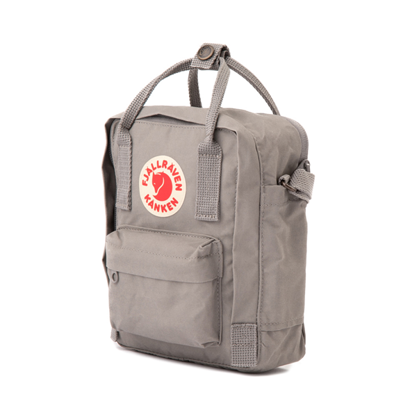 alternate view Fjallraven Kanken Sling Bag - Fog GrayALT4