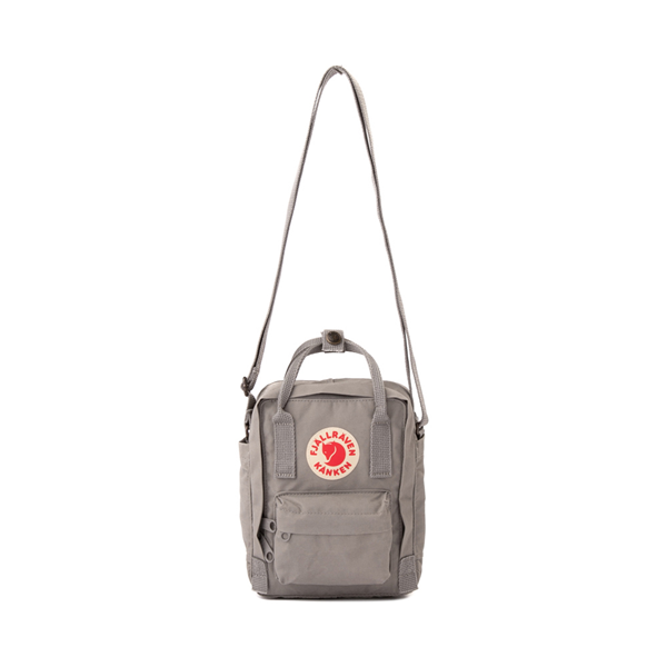 alternate view Fjallraven Kanken Sling Bag - Fog GrayALT5