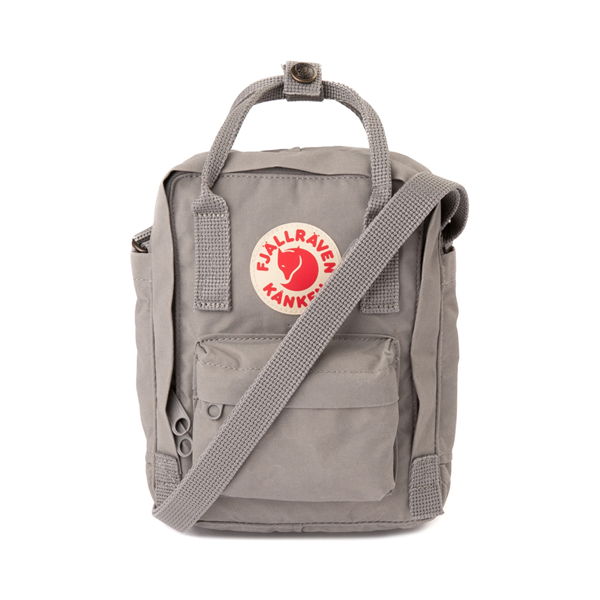 alternate view Fjallraven Kanken Sling Bag - Fog GrayALT6
