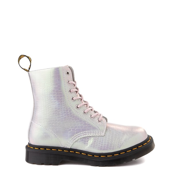 Womens Dr. Martens 1460 Pascal 8-Eye Boot - Pink