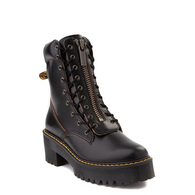 Alternate view of Womens Dr. Martens Karmilla Boot - Black