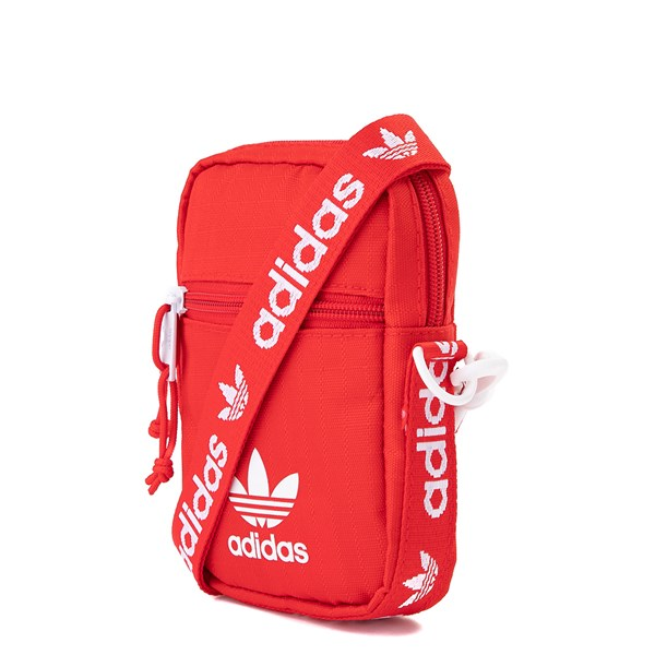alternate view adidas Originals Crossbody Festival Bag - RedALT2