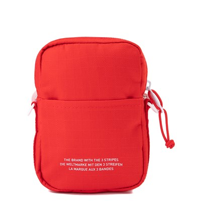 Alternate view of adidas Originals Crossbody Festival Bag - Red