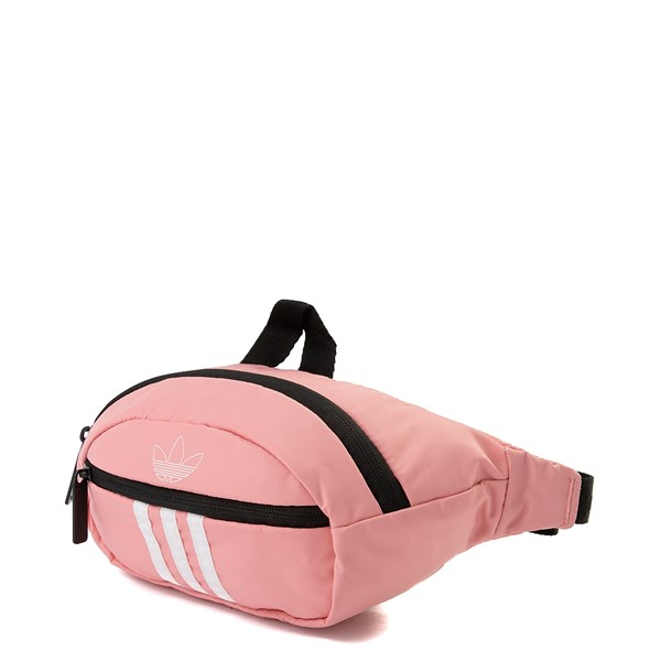 alternate view adidas National 3-Stripes Travel Pack - Glory PinkALT2