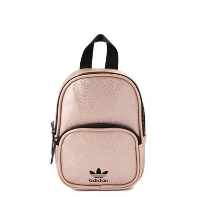Main view of adidas Mini Backpack - Rose Gold