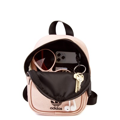 Alternate view of adidas Mini Backpack - Rose Gold
