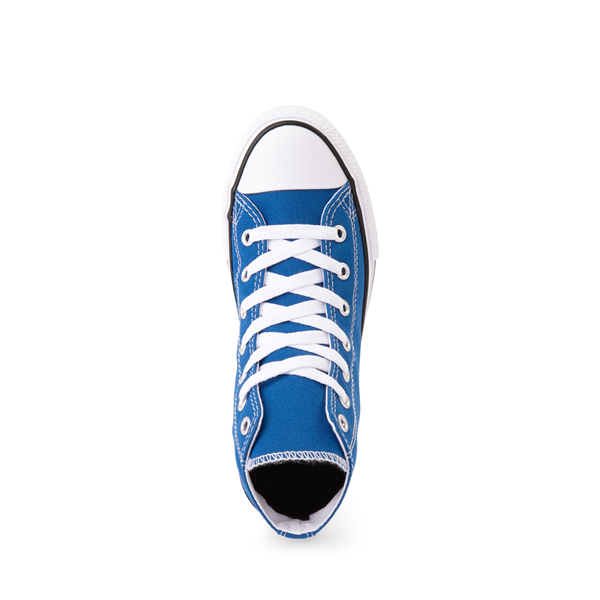 alternate view Converse Chuck Taylor All Star Hi Sneaker - Little Kid - Snorkel BlueALT2
