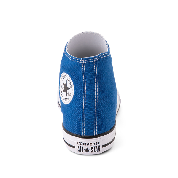 alternate view Converse Chuck Taylor All Star Hi Sneaker - Little Kid - Snorkel BlueALT4
