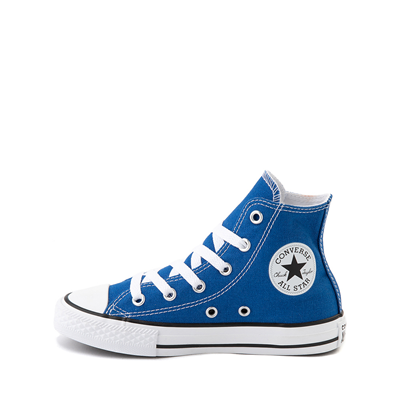 Alternate view of Converse Chuck Taylor All Star Hi Sneaker - Little Kid - Snorkel Blue