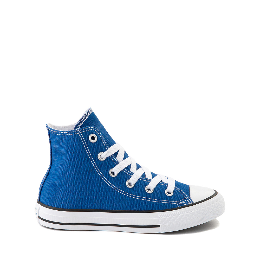 Converse Chuck Taylor All Star Hi Sneaker - Little Kid - Snorkel Blue