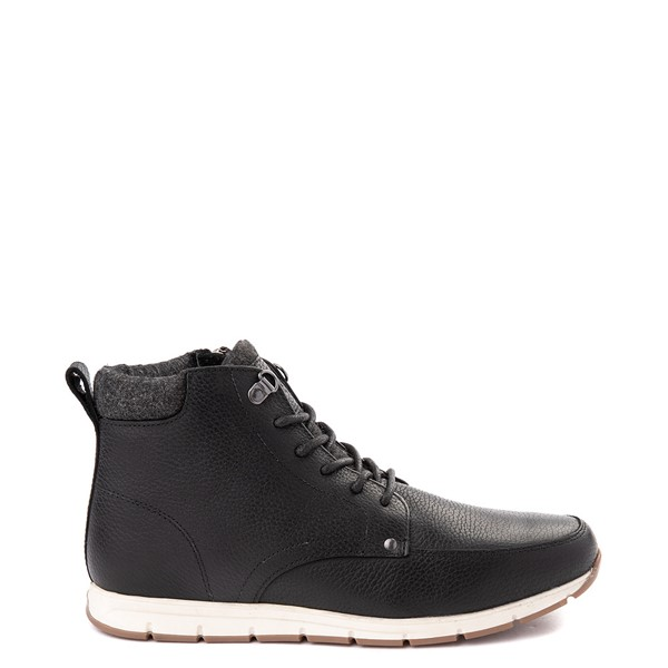 Mens Crevo Stanmoore Casual Shoe - Black