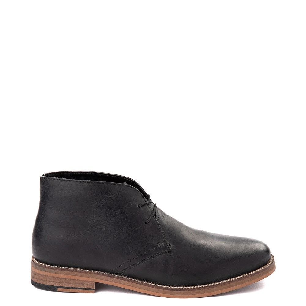 Mens Crevo Dorville Chukka Boot - Black