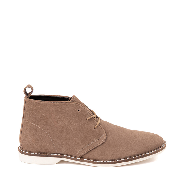 Main view of Mens Crevo Josiah Chukka Boot - Taupe