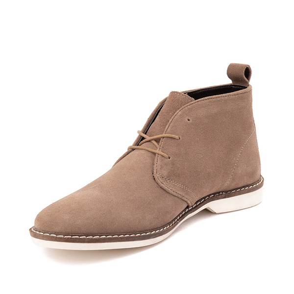 alternate view Mens Crevo Josiah Chukka Boot - TaupeALT2