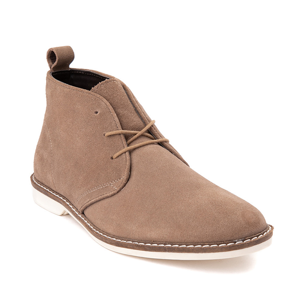 alternate view Mens Crevo Josiah Chukka Boot - TaupeALT5