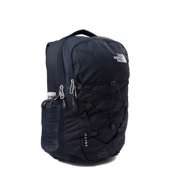 alternate view The North Face Jester Backpack - Urban Navy/Light HeatherALT1