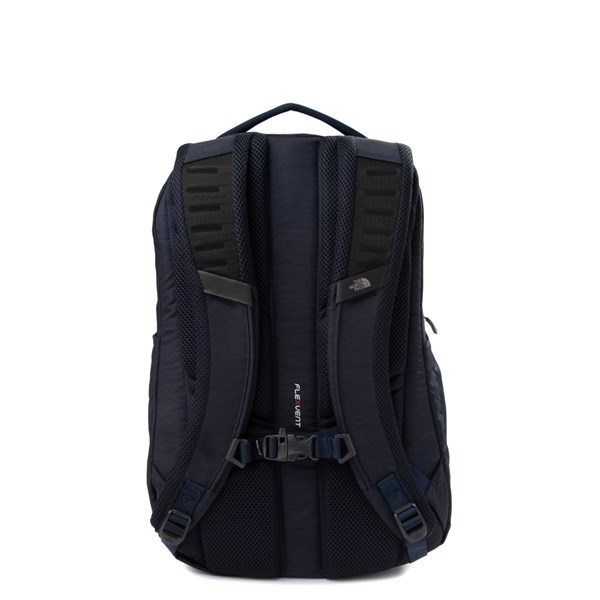 alternate view The North Face Jester Backpack - Urban Navy/Light HeatherALT1B