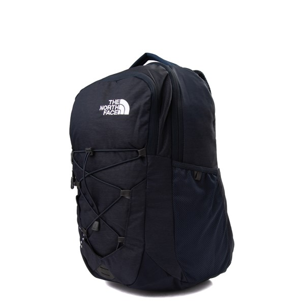 alternate view The North Face Jester Backpack - Urban Navy/Light HeatherALT2