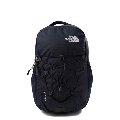 Main view of The North Face Jester Backpack - Urban Navy/Light Heather