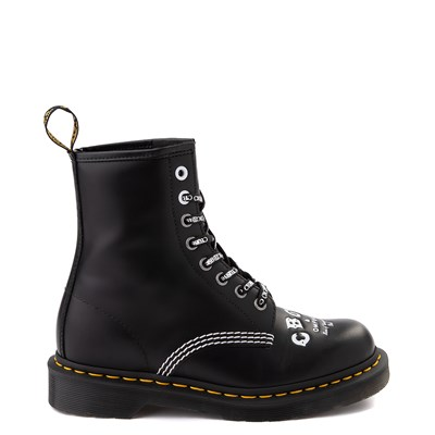 Main view of Dr. Martens 1460 8-Eye CBGB & OMFUG Boot - Black