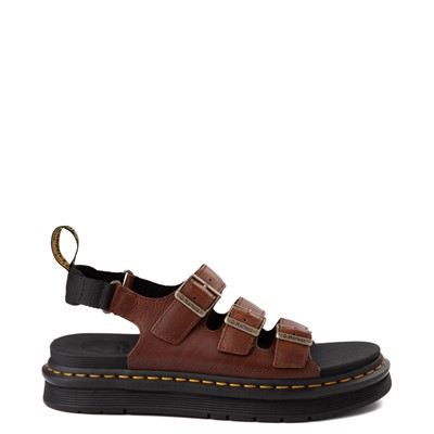 Main view of Dr. Martens Soloman Sandal - Tan