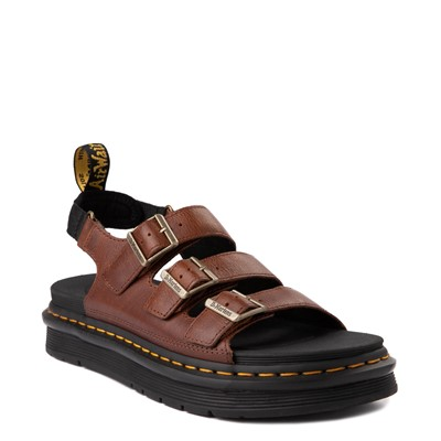 Alternate view of Dr. Martens Soloman Sandal - Tan