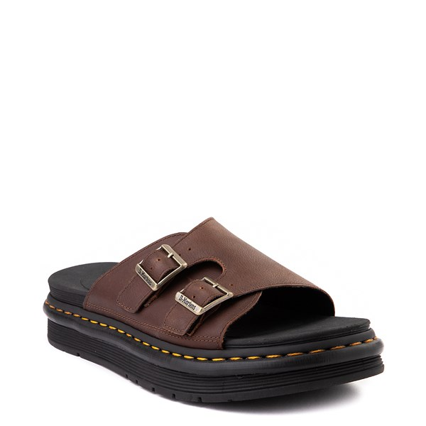 alternate view Mens Dr. Martens Dax Sandal - TanALT1