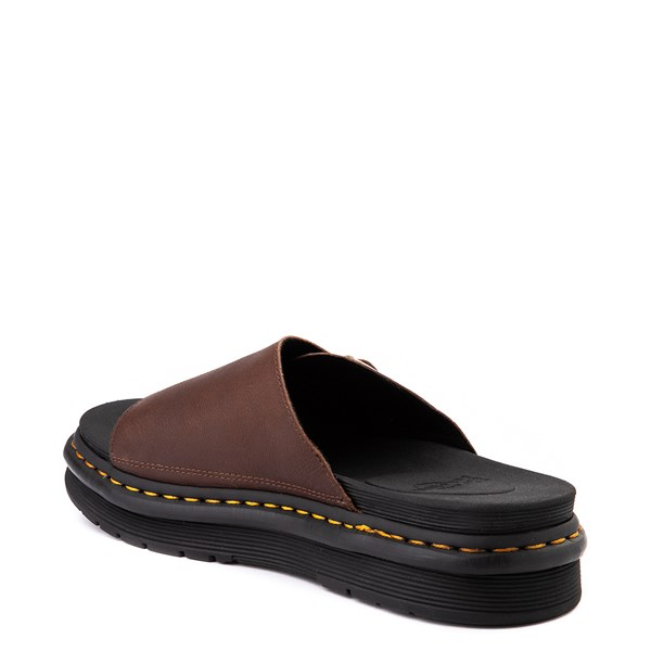 alternate view Mens Dr. Martens Dax Sandal - TanALT2