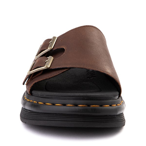 alternate view Mens Dr. Martens Dax Sandal - TanALT4