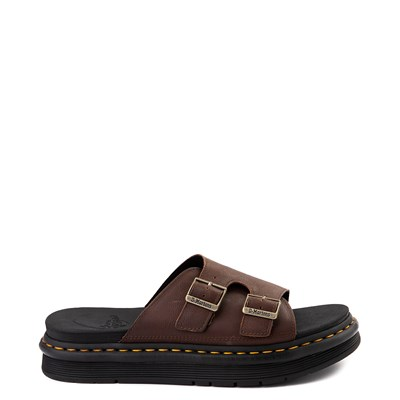 Main view of Mens Dr. Martens Dax Sandal - Tan
