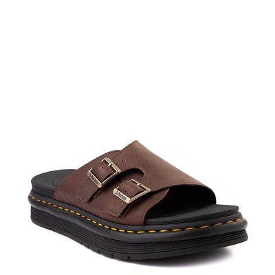 Alternate view of Mens Dr. Martens Dax Sandal - Tan