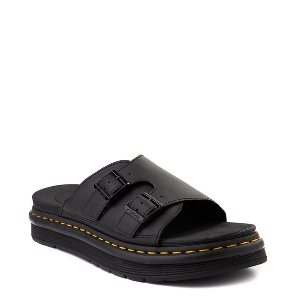 alternate view Mens Dr. Martens Dax Sandal - BlackALT1