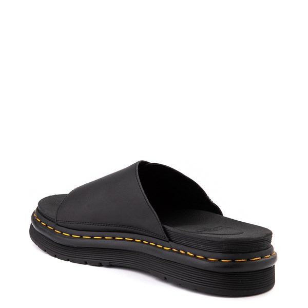 alternate view Mens Dr. Martens Dax Sandal - BlackALT2