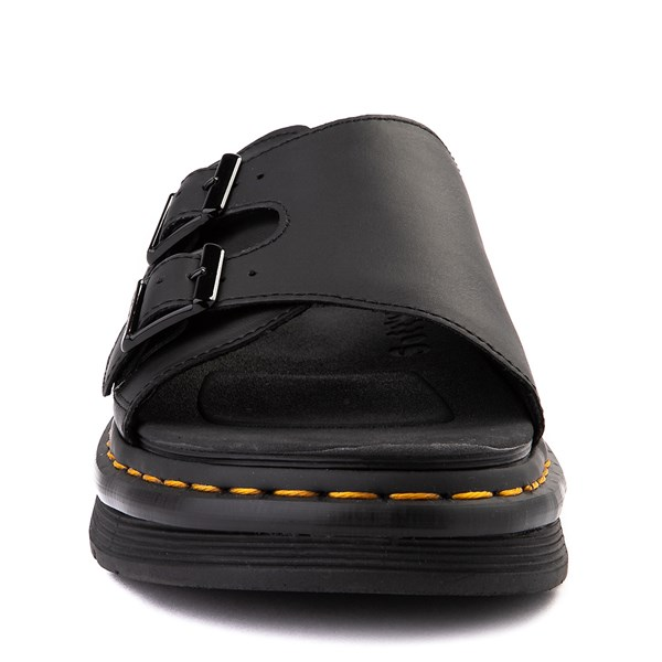 alternate view Mens Dr. Martens Dax Sandal - BlackALT4