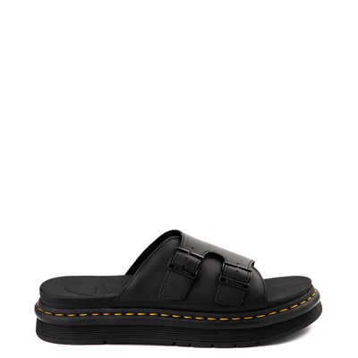Main view of Mens Dr. Martens Dax Sandal - Black
