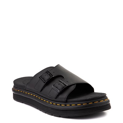 Alternate view of Mens Dr. Martens Dax Sandal - Black