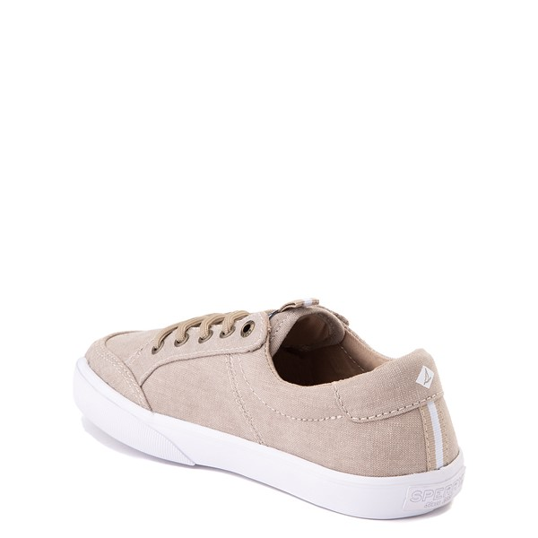alternate view Sperry Top-Sider Trysail Casual Shoe - Little Kid / Big Kid - KhakiALT1
