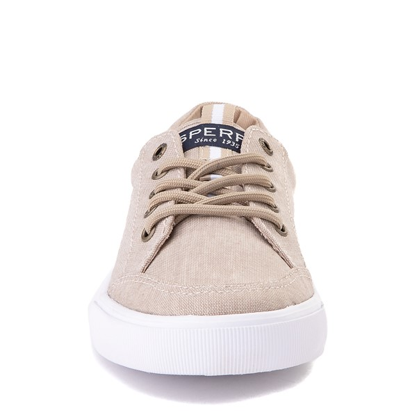 alternate view Sperry Top-Sider Trysail Casual Shoe - Little Kid / Big Kid - KhakiALT4