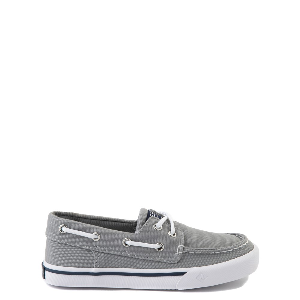 Sperry Top-Sider Bahama Boat Shoe - Little Kid / Big Kid - Gray
