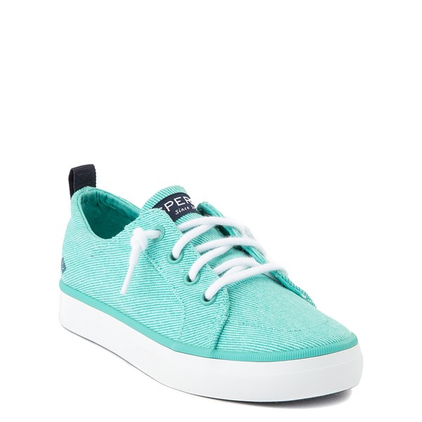 alternate view Sperry Top-Sider Crest Vibe Casual Shoe - Little Kid / Big Kid - TurquoiseALT1