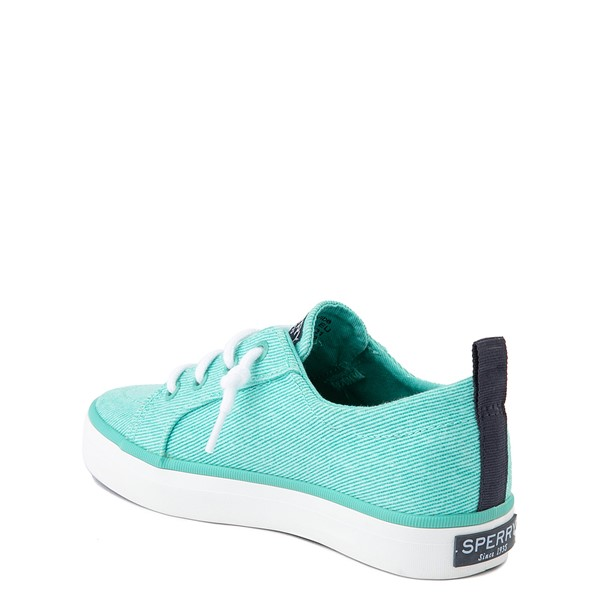 alternate view Sperry Top-Sider Crest Vibe Casual Shoe - Little Kid / Big Kid - TurquoiseALT2