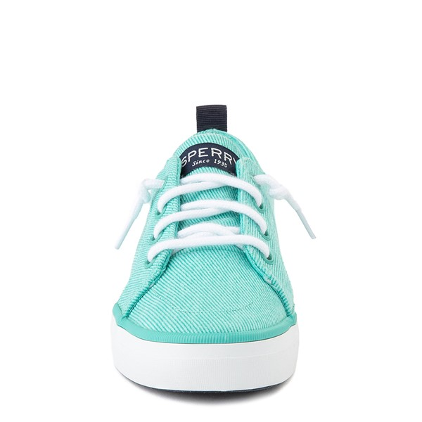 alternate view Sperry Top-Sider Crest Vibe Casual Shoe - Little Kid / Big Kid - TurquoiseALT4