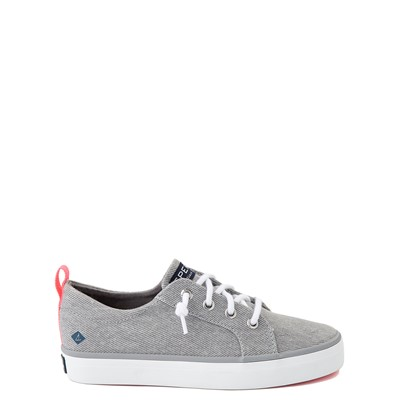 Main view of Sperry Top-Sider Crest Vibe Casual Shoe - Little Kid / Big Kid - Gray