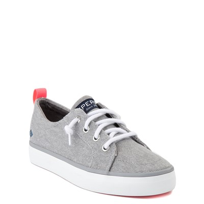 Alternate view of Sperry Top-Sider Crest Vibe Casual Shoe - Little Kid / Big Kid - Gray