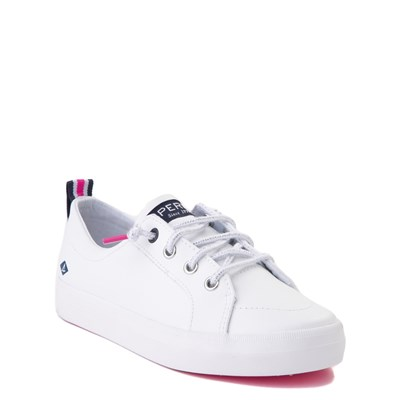 Alternate view of Sperry Top-Sider Crest Vibe Casual Shoe - Little Kid / Big Kid - White