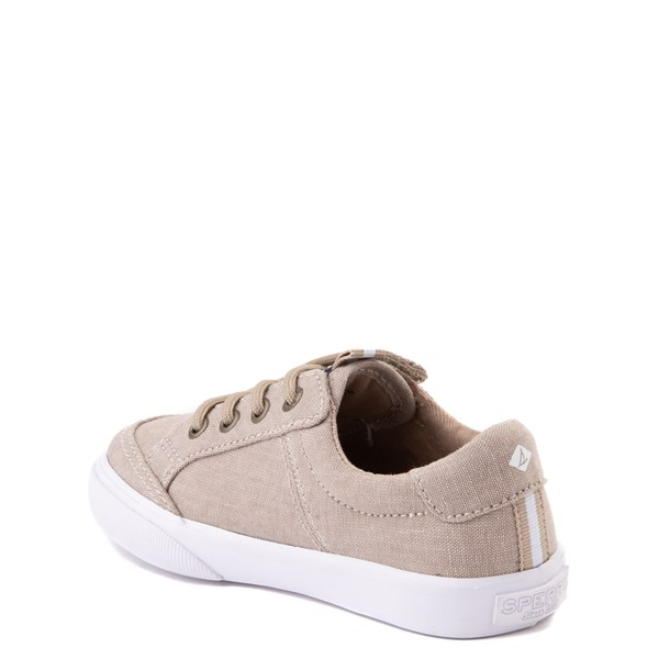 alternate view Sperry Top-Sider Trysail Casual Shoe - Toddler / Little Kid - KhakiALT1