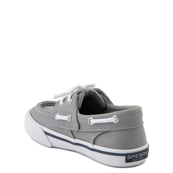 alternate view Sperry Top-Sider Bahama Casual Shoe - Toddler / Little Kid - GrayALT1