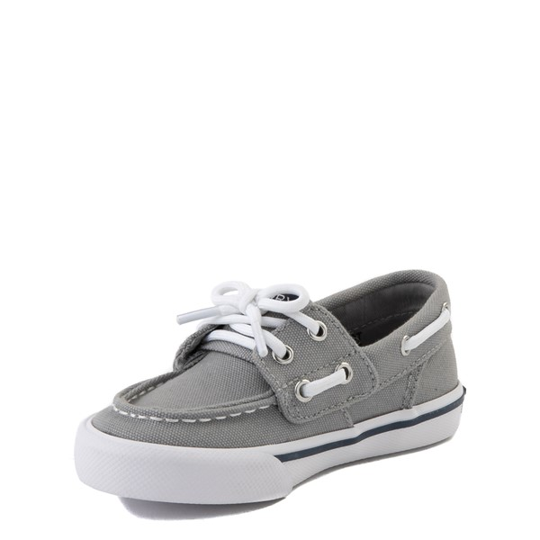 alternate view Sperry Top-Sider Bahama Casual Shoe - Toddler / Little Kid - GrayALT2