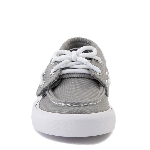 alternate view Sperry Top-Sider Bahama Casual Shoe - Toddler / Little Kid - GrayALT4